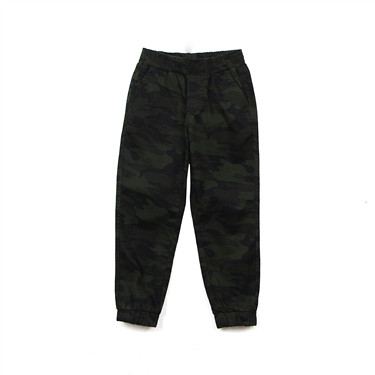 Junior military joggers pants