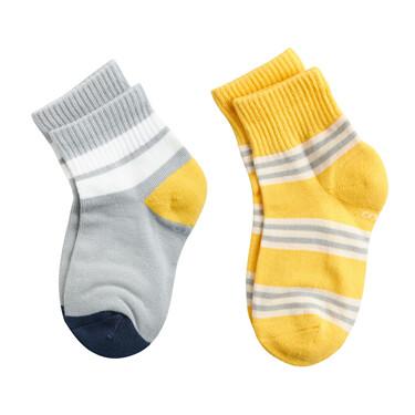 童裝兩對裝運動襪