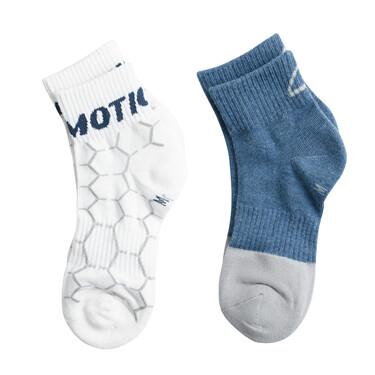 童裝G-Motion兩對裝運動襪