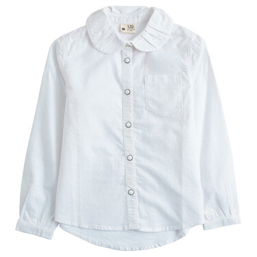 Solid Oxford Long Sleeve Shirts