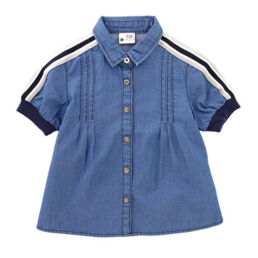 Junior Denim Shirt