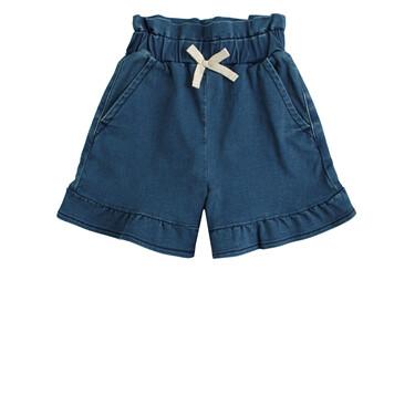 Junior Denim Short