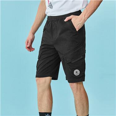 Cargo pockets shorts
