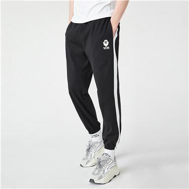 VON printed joggers