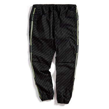 BSX printed graphic joggers