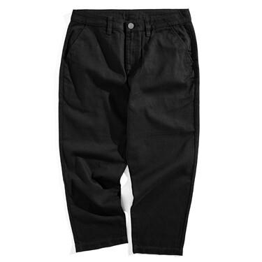 Detachable pocket casual pants