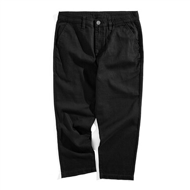 Detachable pocket casual pants
