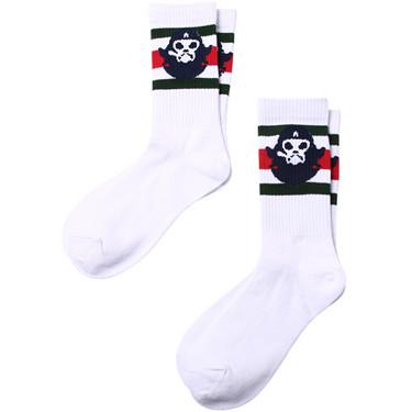 VON crew socks(2-pairs)