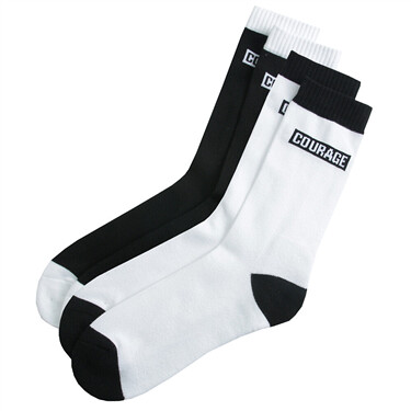VON crew socks (2-pairs)