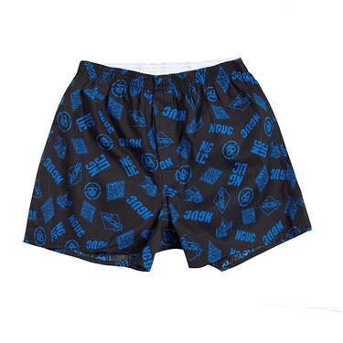 Printed pattern boxers