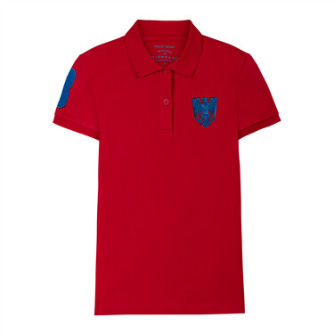 3D Griffin polo Women