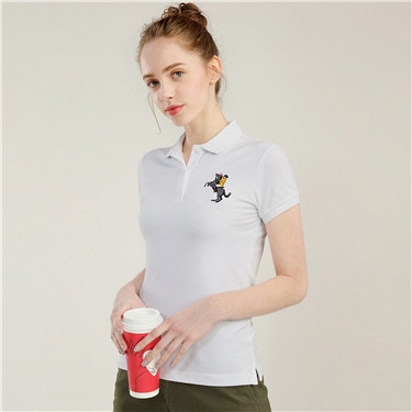 Napoleon embroidery polo