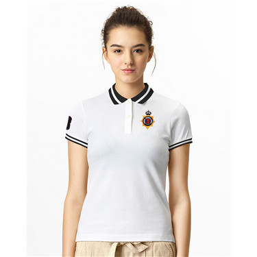 Women Union Jack Polo
