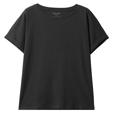 女裝圓領短袖T恤
