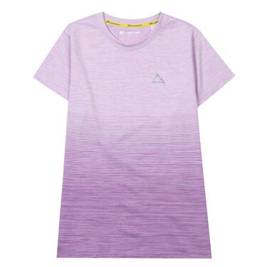 女裝G-Motion COOLMAX印花圓領短袖T恤