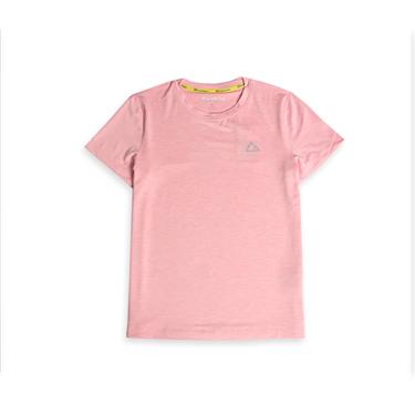 女裝G-Motion 圓領短袖T恤