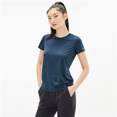 女裝G-Motion黑科技涼感短袖T恤