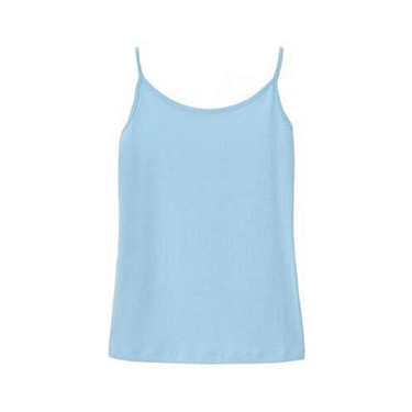 Women Solid Cotton Tank Top