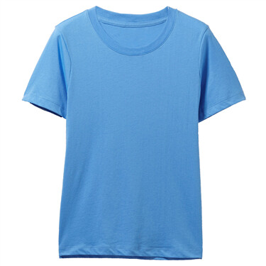 Solid Smart Tee for Women