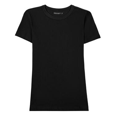 女裝SMART素色短袖T恤