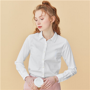 Oxford Long-sleeve Shirt