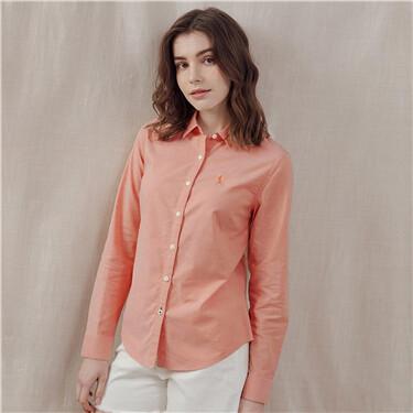 Women Cotton Oxford Shirt
