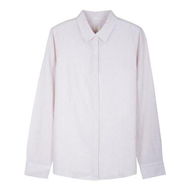 Women Linen Cotton Shirt