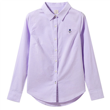Classic Women Stretch Oxford Shirts