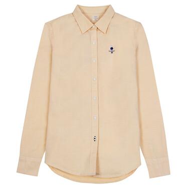 Classic Women Stretch Oxford Shirts
