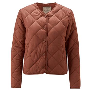 女裝圓領棉外套