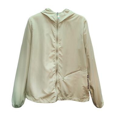 女裝G-Motion防紫外線皮膚風衣外套