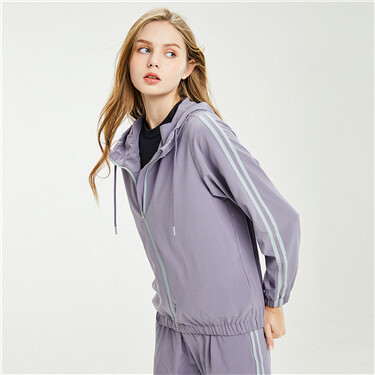 High-tech silvadur contrast jacket