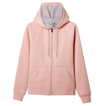 Full-zip hoodie