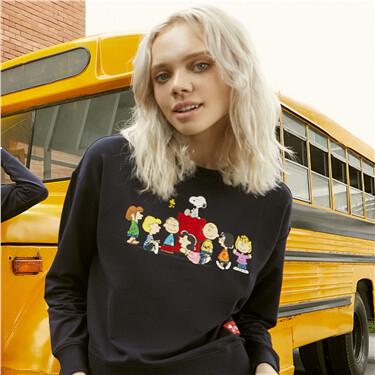 PEANUTS Sweatshirt for Women