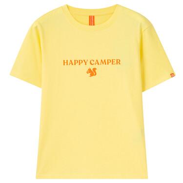 女裝HAPPY CAMPER短袖T恤