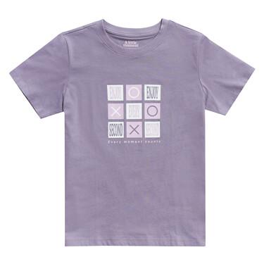 女裝純棉印花短袖T恤