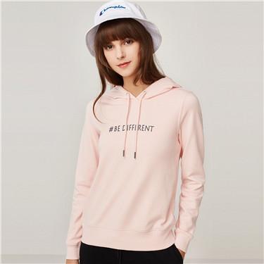 Universe theme printed hoodie