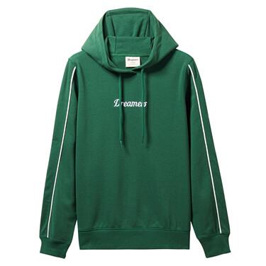 Letter hoodie sweatshirt