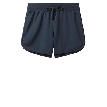 Drawstring Waist Casual Shorts