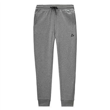 Fleece Lined Elastic Waistband Jogger Pants