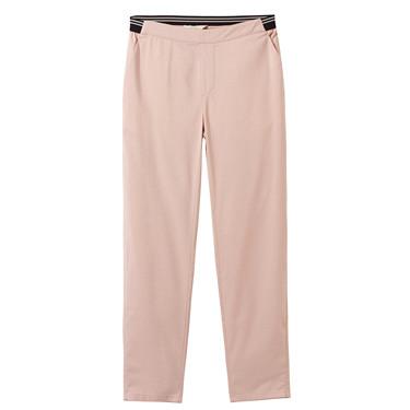 Mid rise slim ankle pants