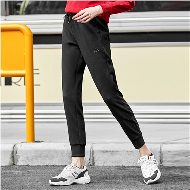 G-MOTION polar fleece-lined joggers