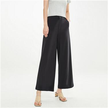 High-tech 3M quick dry wide-leg pants