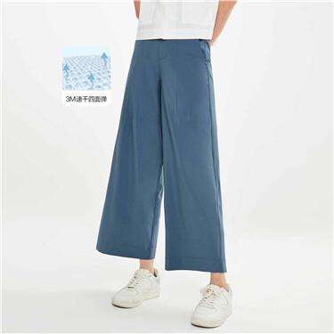 High-tech 3M quick dry straight pants