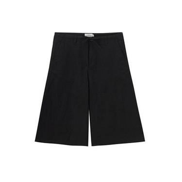 Mid rise calf-length pants (Women)