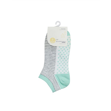 Color-blocking socks(2 pairs)