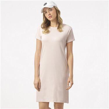 女裝雙面針織連衣裙