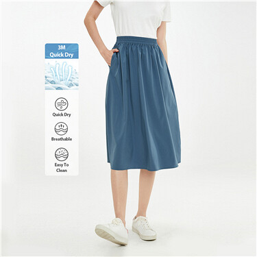 High-tech 3M quick dry skirt