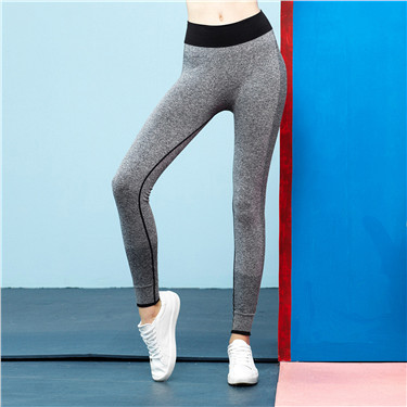 Womens G-MOTION knitted sport leggings