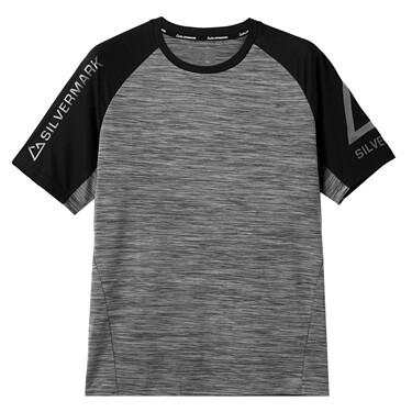 Silvermark 男裝Onyx功能性T恤